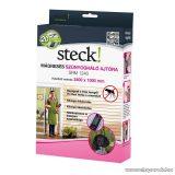 Steck SRM 1240 Mágneses szúnyogháló ajtóra, 240 x 100 cm, antracit