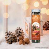 ScentSicles KSC 013 CHRISTMAS TREE műfenyőre akasztható illatrúd (illatpálca), fűszeres toboz illattal, 6 db pálca / doboz