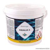 PoolTrend / PontAqua AQUALUX A aktív oxigént tartalmazó medence vízfertőtlenítő szer, 3 kg (150 db tabletta)