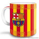 FC Barcelona bögre, 300 ml