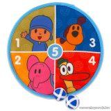 Pocoyo tépőzáras gyerek darts játék