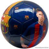 FC Barcelona Messi műbőr focilabda