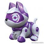 TEKSTA Micro robot cica, interaktív játék Kitty macska