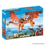 Playmobil 9459 Így neveld a sárkányodat: Takonypóc és Kampó