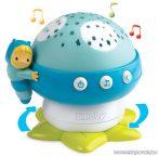 Smoby Cotoons Zenélő gomba projektor, kék