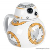 Star Wars: BB8 3D bögre, 350 ml