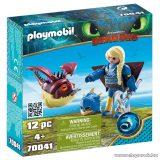 Playmobil 70041 Így neveld a sárkányodat: Astrid Hammanóval
