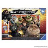 Ravensburger Így neveld a sárkányodat 200 darabos puzzle