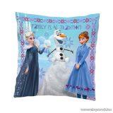 Disney hercegnők: Jégvarázs díszpárna, 35 x 35 cm