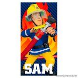 Sam a tűzoltó törölköző, 70 x 140 cm