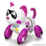 Silverlit Mooko zenélő táncoló interkatív kiscica, robot cica