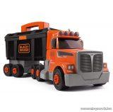 Smoby Black & Decker (B&D) összeépíthető kamion szerszámkészlettel