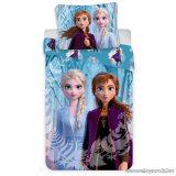 Disney hercegnők: Jégvarázs 2.  Snowflake kétrészes ágyneműhuzat garnitúra