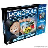Monopoly Szuper teljes körű bankolás társasjáték