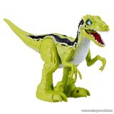 Robo Alive interaktív dinoszaurusz (Raptor), zöld