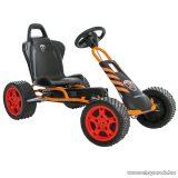 Ferbedo Cross Runner Constructor gyermek gokart, fekete-narancssárga (5328)