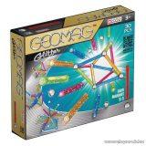 Geomag Glitter 30 darabos csillámos mágneses építőjáték