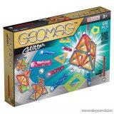 Geomag Glitter 68 darabos csillámos mágneses építőjáték