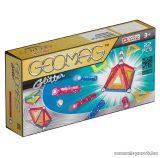 Geomag Glitter 22 darabos csillámos mágneses építőjáték