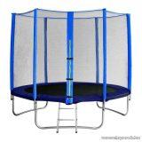 Spartan trambulin védőhálóval és létrával, 305 cm átmérő