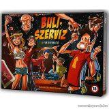 Buliszerviz, a partibeindító társasjáték felnőtteknek