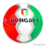 Vektory Hungary műbőr focilabda