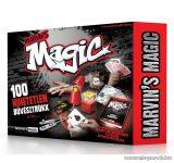 Marvin's Magic 100 hihetetlen bűvésztrükk