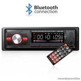 Carguard CD164-N autós MP3 lejátszó Bluetooth kapcsolattal, FM tunerrel és SD / USB olvasóval, piros világítással (39701)