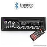 Carguard CD202BT CD és MP3 autós rádió fejegység, Bluetooth, FM tuner, USB, SD, AUX funkciókal + távirányítóval (39704)