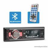 MNC GORILLA autós rádió fejegység USB - MicroSD - AUX - Bluetooth kapcsolattal és távirányítóval (39717)