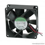 Sunon PC hűtő ventilátor, 12V DC 80 x 80 x 25 mm (55011)