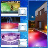 Phenom USB RGB LED-es akkumulátoros medence világítás (Jacuzzi és Wellness hangulatfény, lámpa), 2 db + távirányító