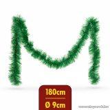 MAGIC Fenyő girland, sötétzöld, 180 cm (KGR 186)