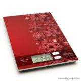 Vog & Arths 57267N Konyhai mérleg, 5 kg méréshatárig, karácsonyi design