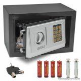 delight 55581 Smart elektronikus midi széf, digitális, számkódos bútorszéf