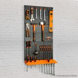 Handy 10944B Fali rendszerező, szerszámtartó, 3 db tábla, 50 x 33 cm