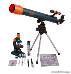 Levenhuk LabZZ MT2 mikroszkóp- és teleszkópkészlet (69299)