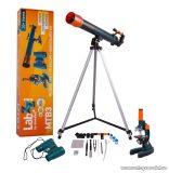 Levenhuk LabZZ MTB3 mikroszkóp, teleszkóp és kétszemes távcső készlet (69698)