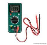 ParkSide PDM 300 C2 Digitális multiméter, áramerősség, feszültség és ellenállás mérésére, valamint dióda és áthatolás ellenőrzésre