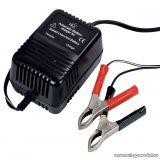 Nedis Zselés akkumulátor töltő 2V / 6V / 12V akkukhoz (BACCH02)