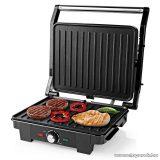 Nedis Elektromos asztali grillsütő, kontakt grill, 2200 W (KAGR130SR)