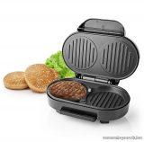 Nedis Hamburger készítő, hamburger húspogácsa sütő készülék, 1000 W (KAHM100BK)