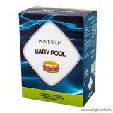 PoolTrend / PontAqua BABY POOL habzás- és klórmentes gyerek medence fertőtlenítőszer, 100 ml (5 db 20 ml-es tasak)