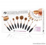 Rio Beauty Professional 10 darabos oval sminkecset szett, ecsetkészlet