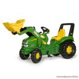 Rolly Toys X-Trac John Deere pedálos markolós traktor (RO-046638)
