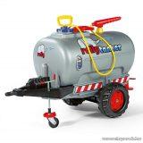Rolly Toys Trailer Tanker egytengelyes, tartályos utánfutó (RO-122776)