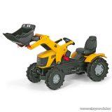 Rolly Toys FarmTrac JCB 8250 pedálos markolós traktor (RO-611003)