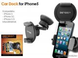 Dension Car Dock for iPhone 5 / 5S / 5C Bluetooth autós kihangosító készlet