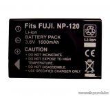ConCorde for Fuji NP120 akkumulátor
