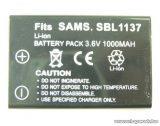 ConCorde for Samsung SBL1137 akkumulátor